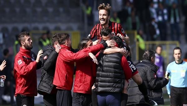 Gençlerbirliği 2-0 Konyaspor maç özeti ve golleri