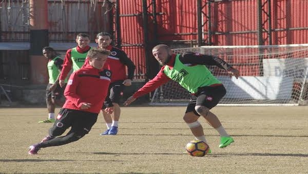 Gençlerbirliği'de Karabükspor maçı hazırlıkları sürüyor - Gençlerbirliği Haberleri