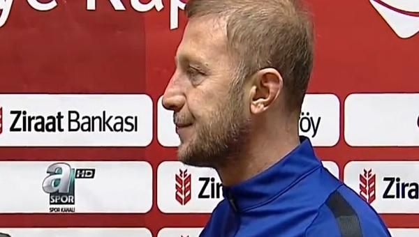 Gümüşhanespor Teknik Direktörü Tarık Daşgün'den Beşiktaş - Fenerbahçe derbisi itirafı