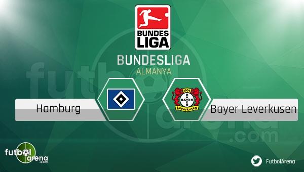 Hamburg - Bayer Leverkusen maçı saat kaçta, hangi kanalda?