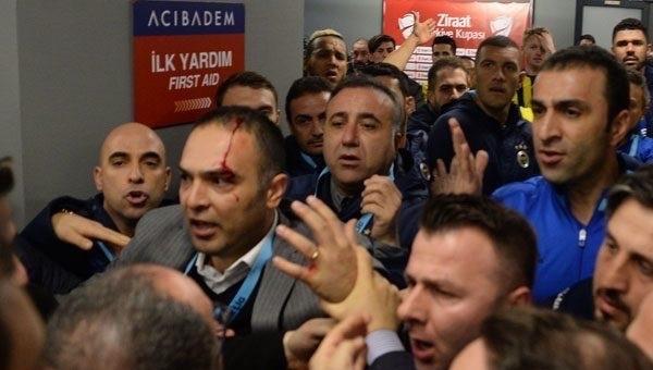 Hasan Çetinkaya'yı yaralayan taraftar bulundu