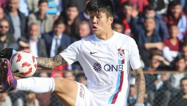 Hyun-Jun Suk 1 gol attı, kasadan 5 milyon lira çıktı