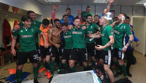 İngiltere'de inanılmaz olay! Amatör takım FA Cup çeyrek finalinde