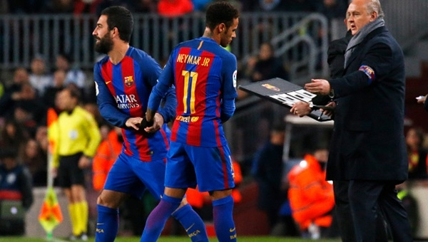 Arda Turan, Atletico Madrid maçın ilk 11'de oynayacak mı?