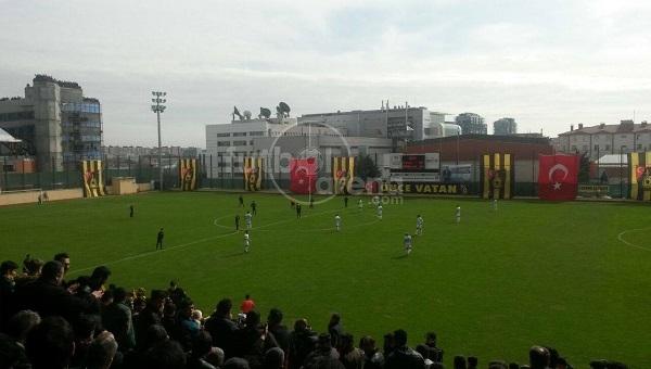 İstanbulspor - Erzurumspor maçında olaylar çıktı, başkan fenalaştı, taraftar stada alınmadı (İZLE)