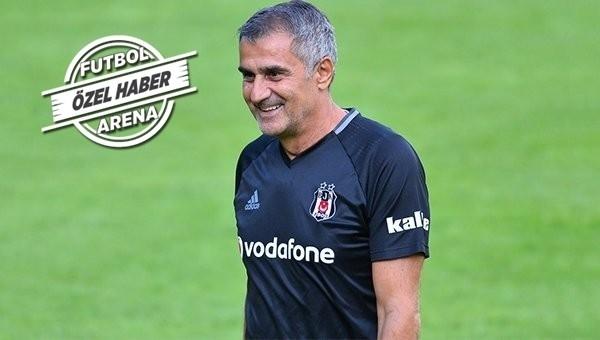 İşte Beşiktaş'ın Galatasaray derbisi 11'i