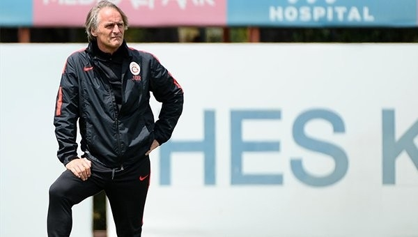 Jan Olde Riekerink'ten Türkiye Kupası'nda Başakşehir uyarısı - Galatasaray Haberleri
