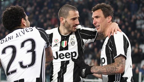 Juventus 2 - 0 Empoli maçı özeti ve golleri