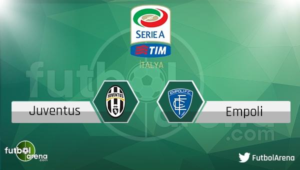 Juventus - Empoli maçı saat kaçta, hangi kanalda?