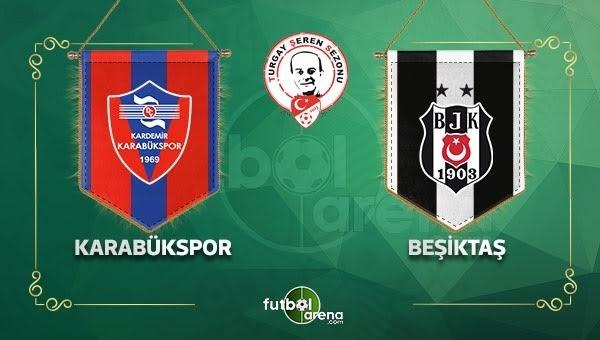Karabükspor - Beşiktaş maçında 5 milyon euro civarında bahis