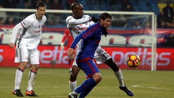 Karabükspor, Beşiktaş'a fark attı! Mağlubiyetin nedeni...