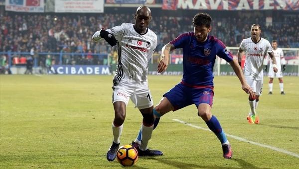 Karabükspor, Beşiktaş'ın müthiş serisini tarihe gömdü