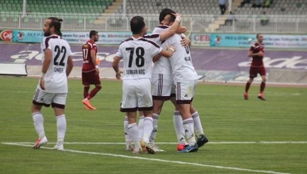 Karşıyaka 0-3 Hatayspor maç özeti ve golleri