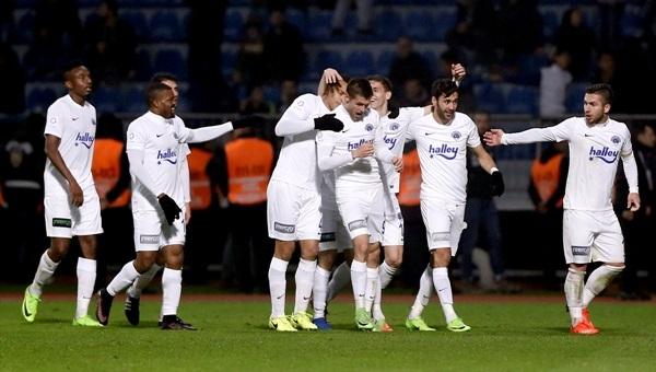 Kasımpaşa 2 - 0 Çaykur Rizespor maçı özeti ve golleri