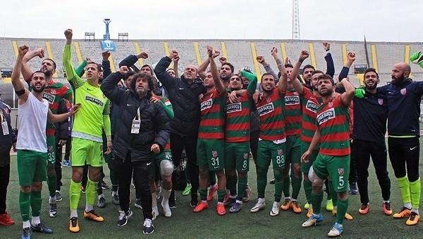 Kayseri Erciyesspor 0-6 Karşıyaka maç özeti ve golleri