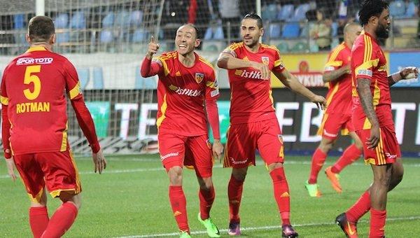 Kayserispor'dan Rizespor'a teşekkür