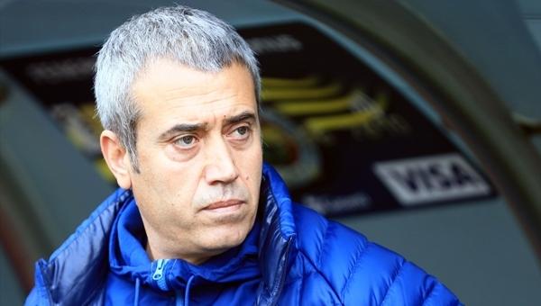 Kemal Özdeş'ten Fenerbahçe maçı itirafı