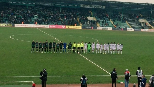 Kocaelispor - Manavgatspor maç özeti ve golleri (Kocaeli Manavgat maçı)