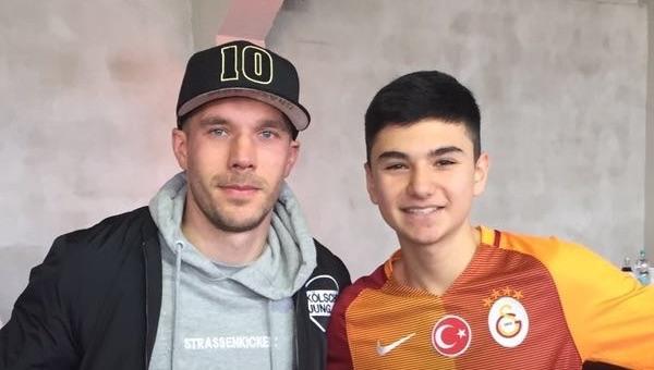 Köln Strassenkickers turnuvasında Galatasaray damgası