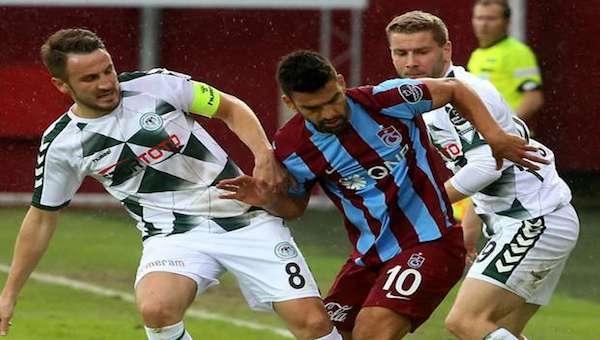 Konyaspor - Trabzonspor maçı bileti 900 TL - Konyaspor Haberleri
