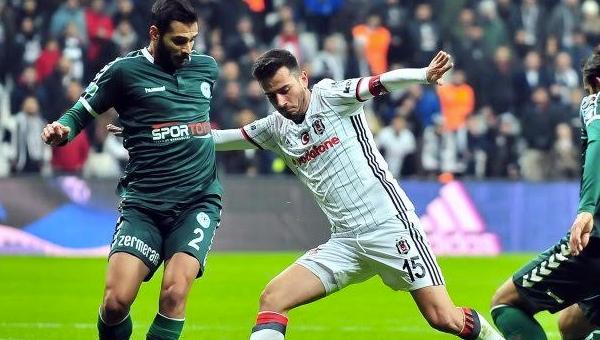 Konyaspor'da moraller düştü