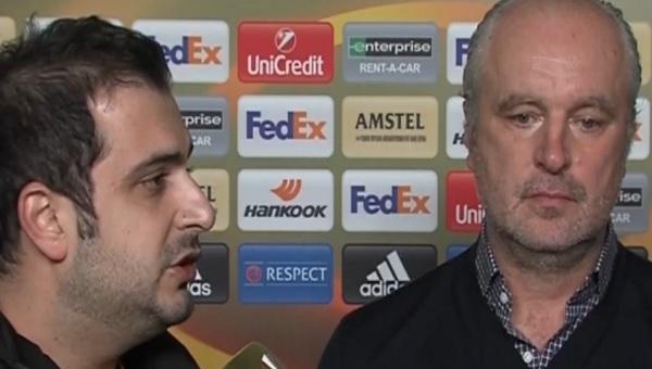 Krasnodar Teknik Direktörü Shalimov'dan Fenerbahçe sözleri