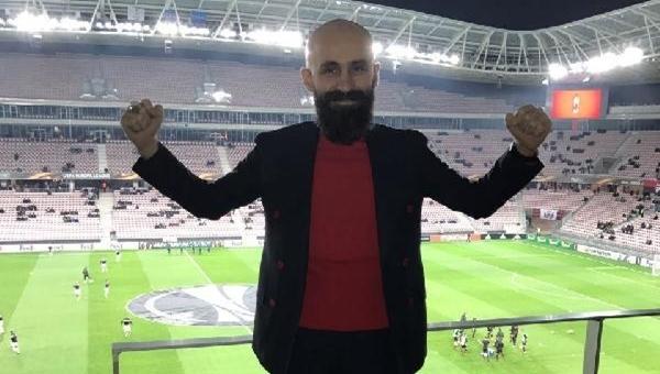 Krasnodar yöneticisi: