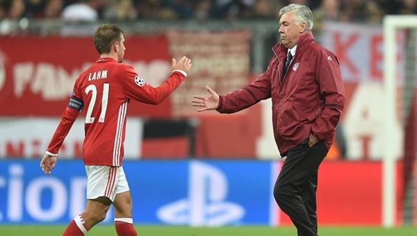Lahm'ın kararı Ancelotti'yi üzdü