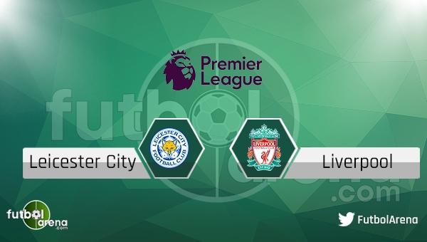 Leicester City - Liverpool maçı saat kaçta, hangi kanalda? (Leicester Liverpool şifresiz yabancı uydu kanalları)