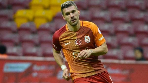 Lukas Podolski, Japon kulübüne rötarlı mı gidiyor?