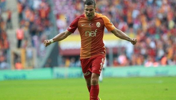 Lukas Podolski'den Beşiktaş sözü