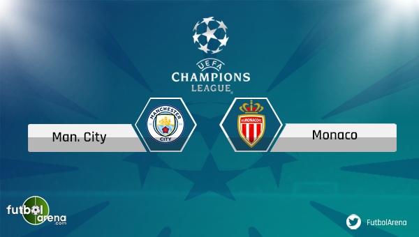 Manchester City Monaco saat kaçta, hangi kanalda? (Manchester City Monaco şifresiz uydu kanalları)
