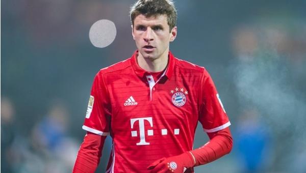 Manchester United'dan Thomas Müller'e 100 milyon Euro
