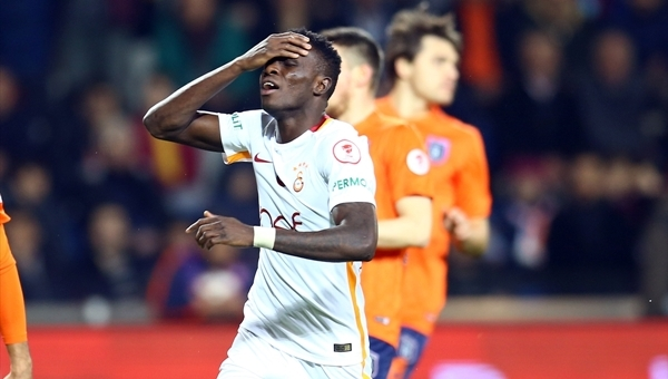 Medipol Başakşehir, Galatasaray'a kabus oldu