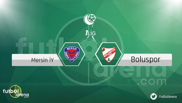 Mersin İdmanyurdu - Boluspor maçı ne zaman, saat kaçta? (Mersin Bolu maçı)