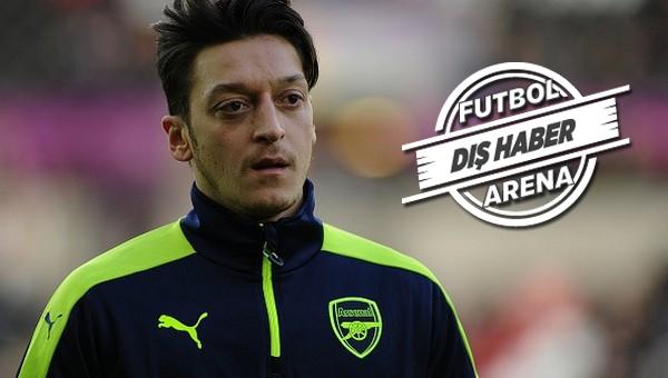 Mesut Özil için Barcelona transfer iddiası