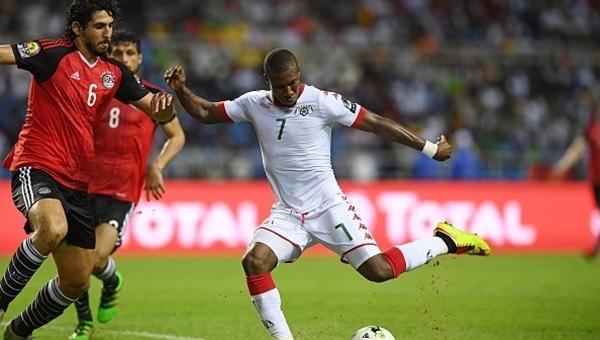 Mısır - Burkina Faso maç özeti ve golleri