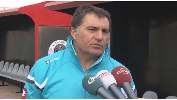 Mustafa Kaplan: ''Mağlubiyeti hak etmedik''