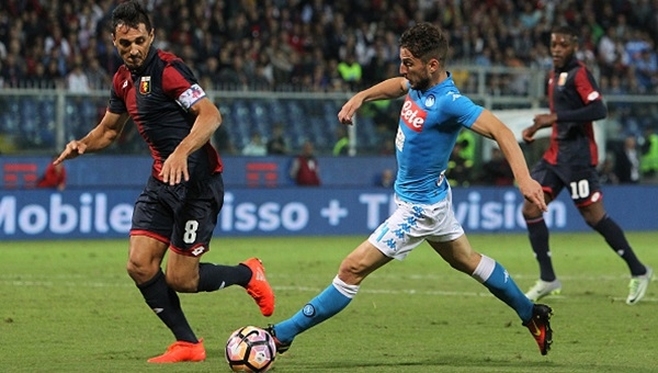 Napoli - Genoa maçı saat kaçta, hangi kanalda?