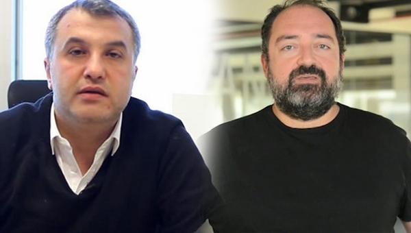 Nevzat Aydın ile Mehmet Ayan twitter'da tartıştı
