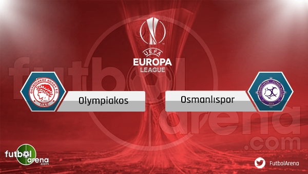 Olympiakos - Osmanlıspor uydudan şifresiz canlı izle (Olympiakos Osmanlıspor uydu frekansı)
