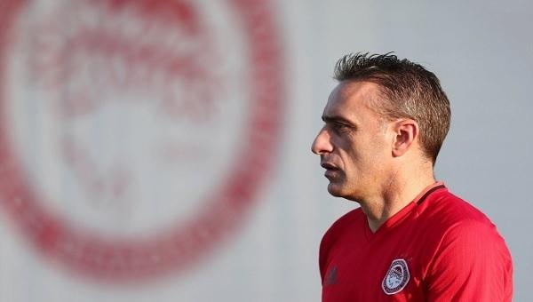 Olympiakos'un hocası Paulo Bento'dan Osmanlıspor'a övgüler