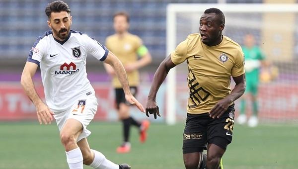 Osmanlıspor 0 - 1 Medipol Başakşehir maçı özeti ve golü