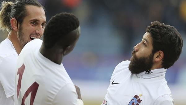 Osmanlıspor - Trabzonspor maçı Olcay Şahan'dan muhteşem gol