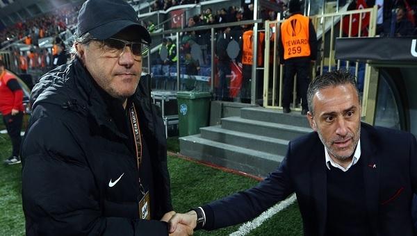 Osmanlıspor'da Mustafa Reşit Akçay'dan Avrupa Ligi'ne veda sonrası açıklama
