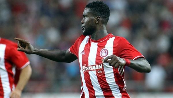 Osmanlıspor'un rakibi Olympiakos'ta sakatlık şoku