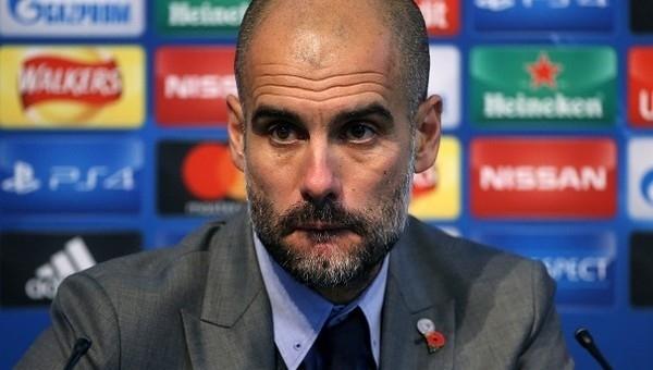 Pep Guardiola futbolcusunu karpuza benzetti