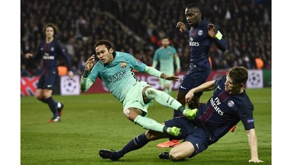 PSG, Barcelona'yı dağıttı: 4-0