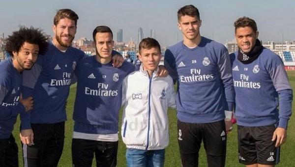 Real Madrid, Chapecoense kahramanını ağırladı