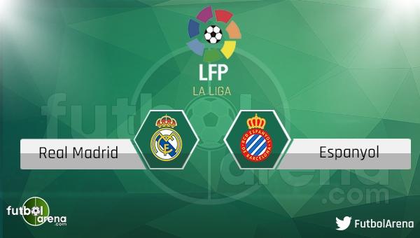 Real Madrid - Espanyol maçı saat kaçta, hangi kanalda?
